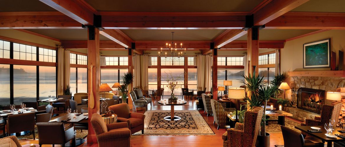 Great room - Long Beach Lodge - p. Vince Klassen